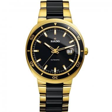 d-star-black-golden
