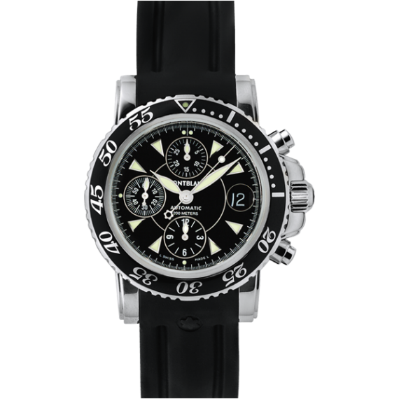 montblanc watches sport chrono 3274