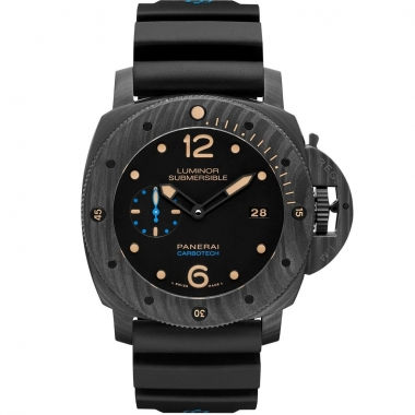 titanium-luminor-submersible-1950-carbotec-3-days