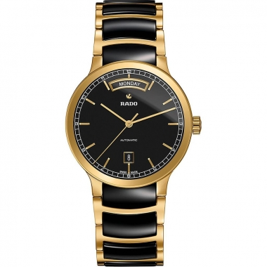 centrix-day-date-black-golden
