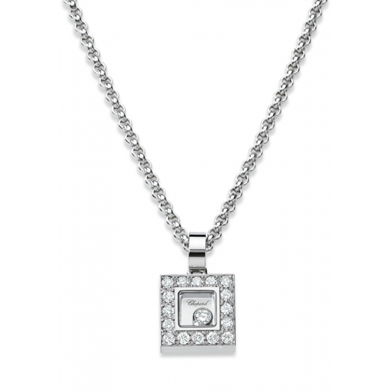 Joyas marca chopard happy diamonds necklace 792896 1001 happy diamonds necklace aloadofball Gallery