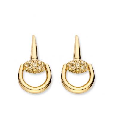 horsebit-earrings