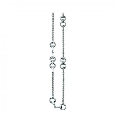horsebit-necklace