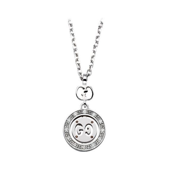 Joyas marca gucci icon necklace ybb20206400100u gucci icon necklace aloadofball Gallery