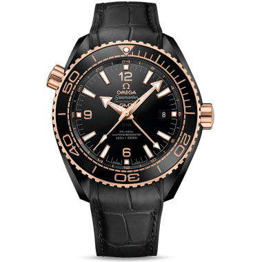 Omega Watches Seamaster Planet Ocean 600m Co Axial Gmt