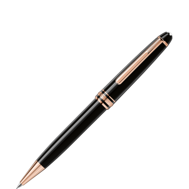 mechanical-pencil-meisterstuck-red-gold-coated-classique