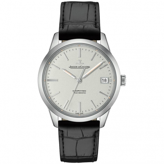 Jaeger lecoultre watches geophysic true second 8018420 for Geophysic watches