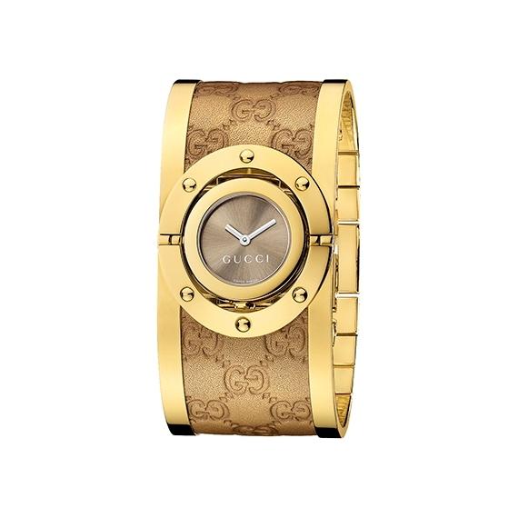 ea0335d0f reloj gucci dorado