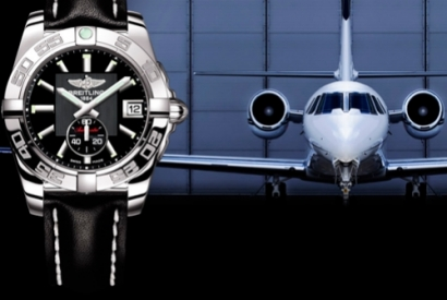Breitling Watches. Flying over the superior quality since 1984