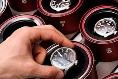 Formula One Watches - The power of the engine in one piece