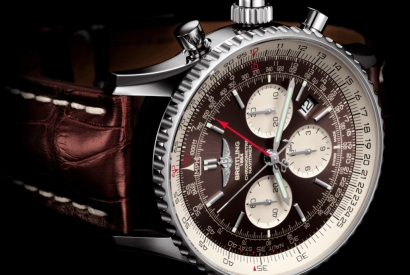 Breitling Rattrapante: The mechanical chronograph revolution.