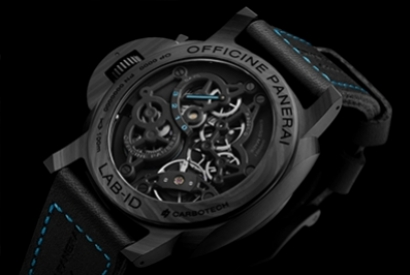 PANERAI: LIGHT UP THE TIME