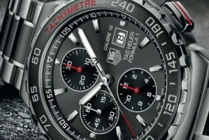 Tag Heuer Formula 1. It's time for the champions